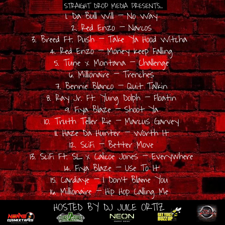 "New Mixtape) – @DjJuiceOrtiz ""The Cook Up"" – Get Your Buzz Up"