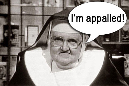 カトリックの恥