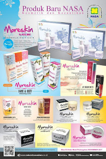 harga moreskin lip cream nasa 2018, jual beli moreskin nasa,agen distributor moreskin