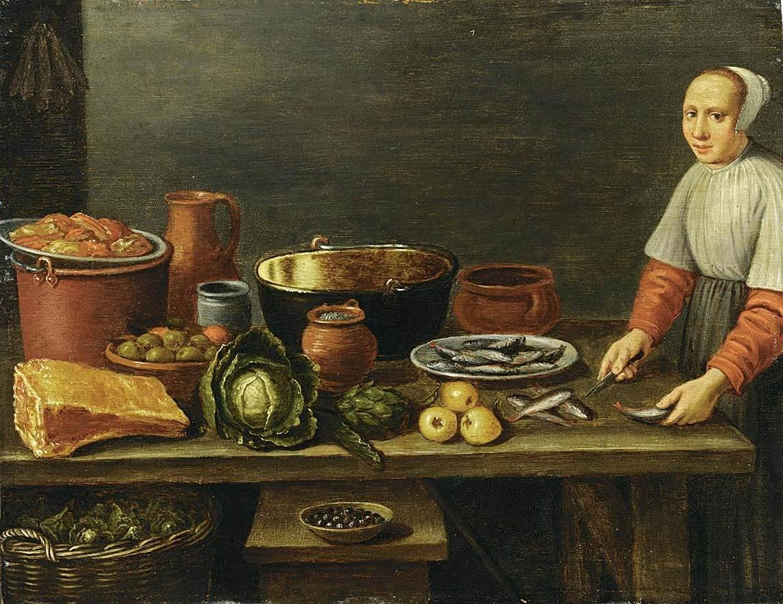 Food And Eating In Medieval Europe