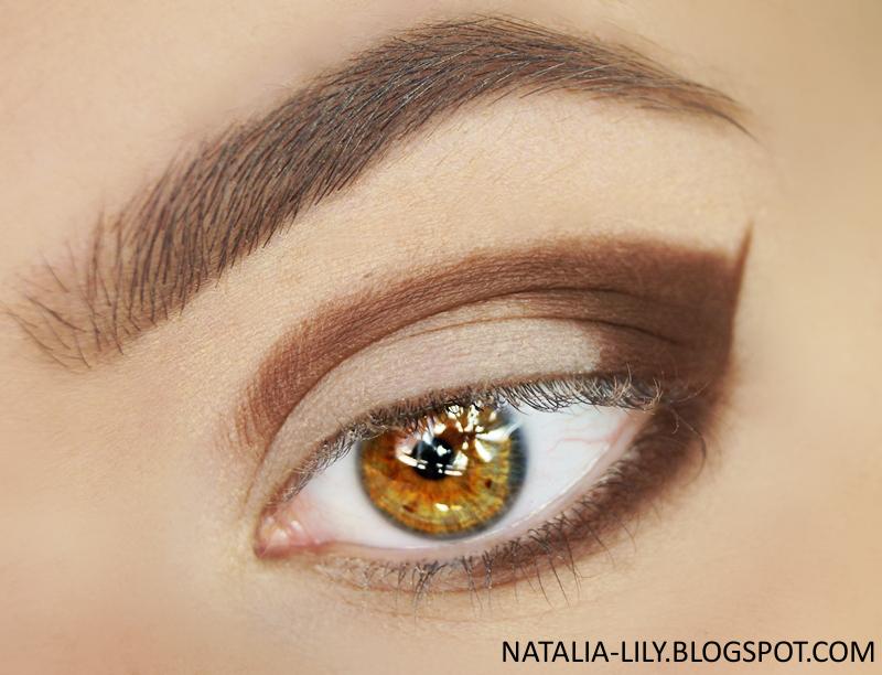 Natalia Lily Beauty Blog Makijaż Paletką Sleek Ultra Matts V2