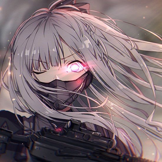 Girls Frontline (AK-12) Wallpaper Engine