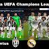 Juventus x Real Madrid - escalações