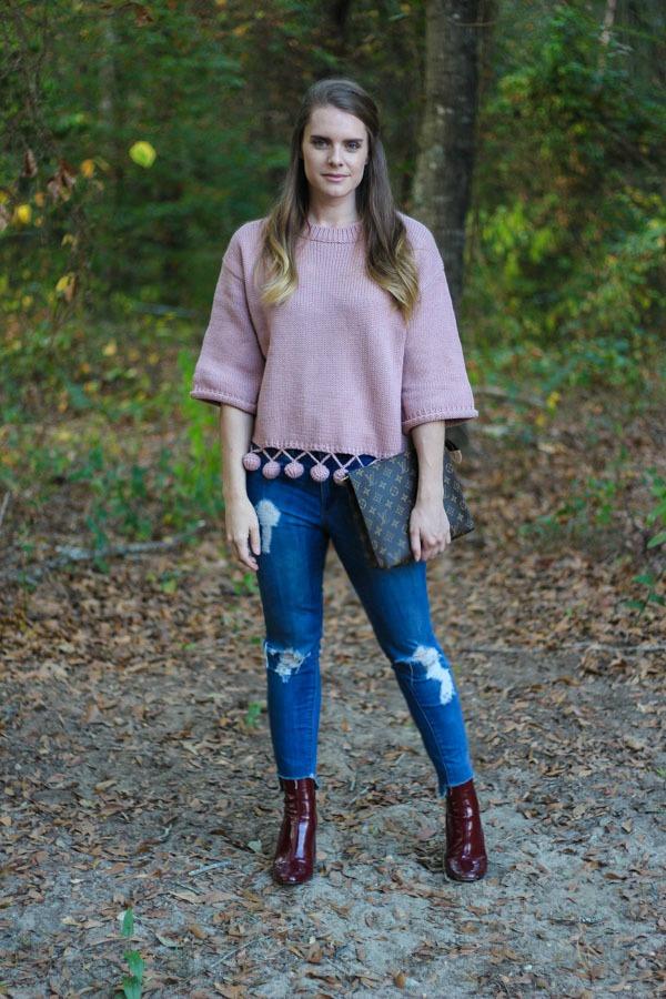 A fun sweater you need for fall