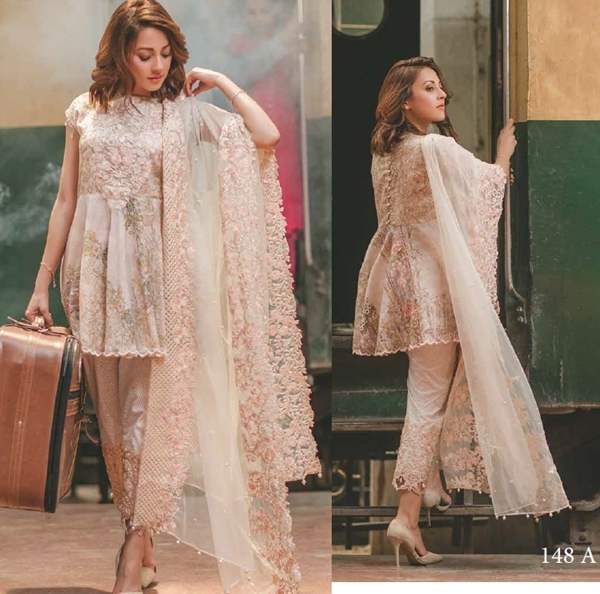 Buy Rang Rasiya Lawn Collection 2017