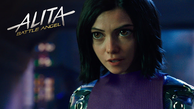 Review Film Alita Battle Angel Kuasai Box Office, Rating Film, Pendapatan Film Alita: Battle Angel