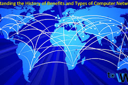History Function and Types Computer Network