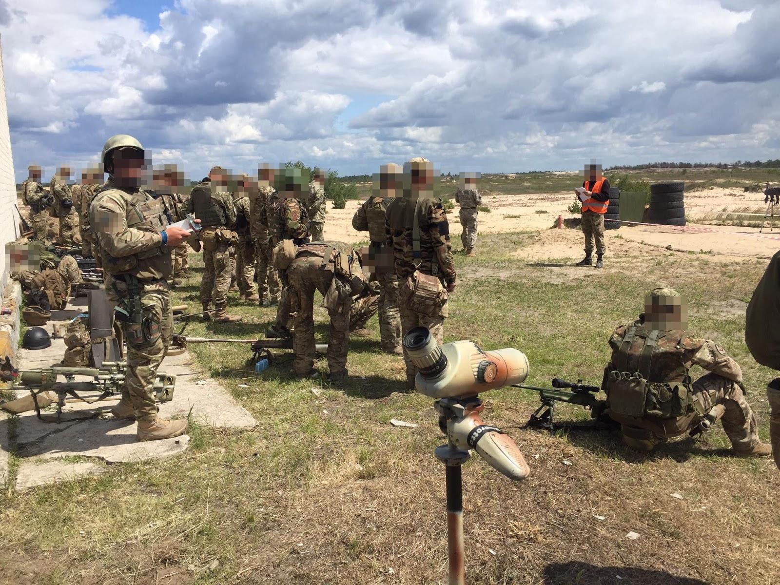 змагання снайперів ЗСУ