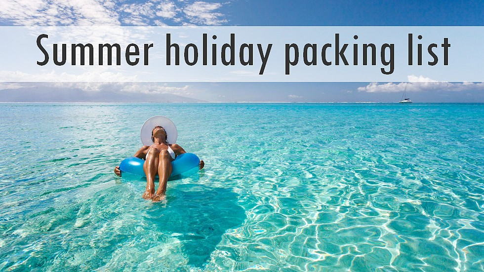 ultimate-beach-holiday-packing-list