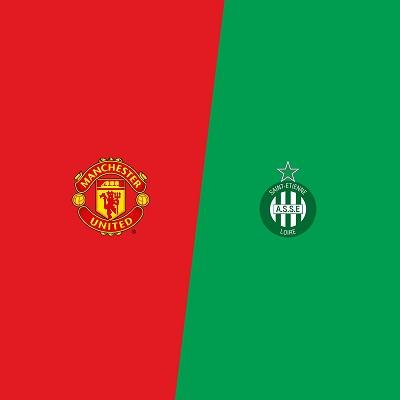 Man United vs Saint-Etienne