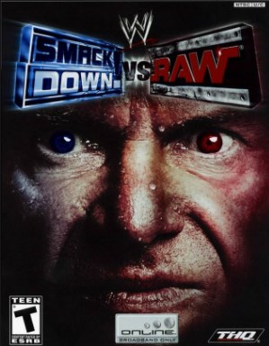WWE Smackdown VS Raw PSP Cso Iso Ukuran Kecil All Series
