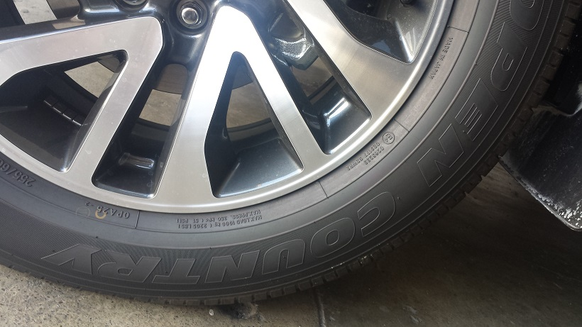 Tires Squealing When Turning