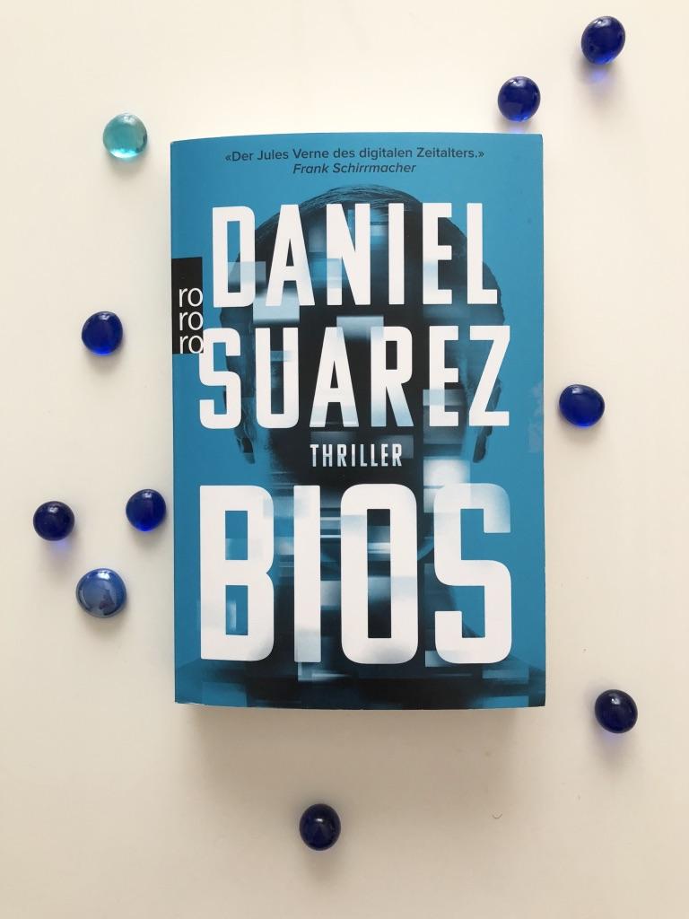 Nisnis Bücherliebe: Thriller (Science-Fiction) - BIOS von Daniel ...