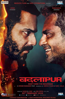 Notable Bollywood Movies 2015 - Badlapur