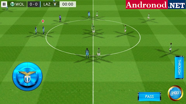 FTS 17 Mod Lazio Special Edition Apk+Data Obb by Sareh