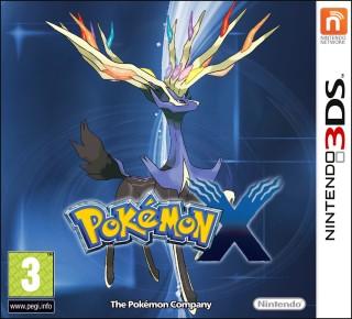 Descargar Pokemon X 3DS, Español, mega, mediafire