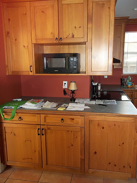 Painting Kitchen Cabinets Before And After Everything I