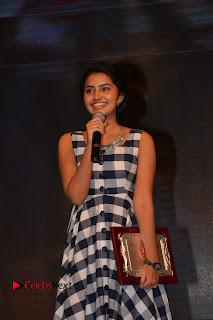 Actress Anupama Parameshwaran Pictures At A Aa Movie Success Meet  0003