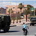 الجيش المغربي يتحرك نحو الجدار العازل و الجنرال عروب يعلن حالة الإستنفار