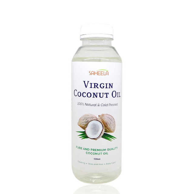 Virgin Coconut Oil Saheela 500 ml
