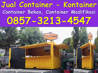 0857.3213.4547 Jual Container Modifikasi Surabaya Jawa Timur