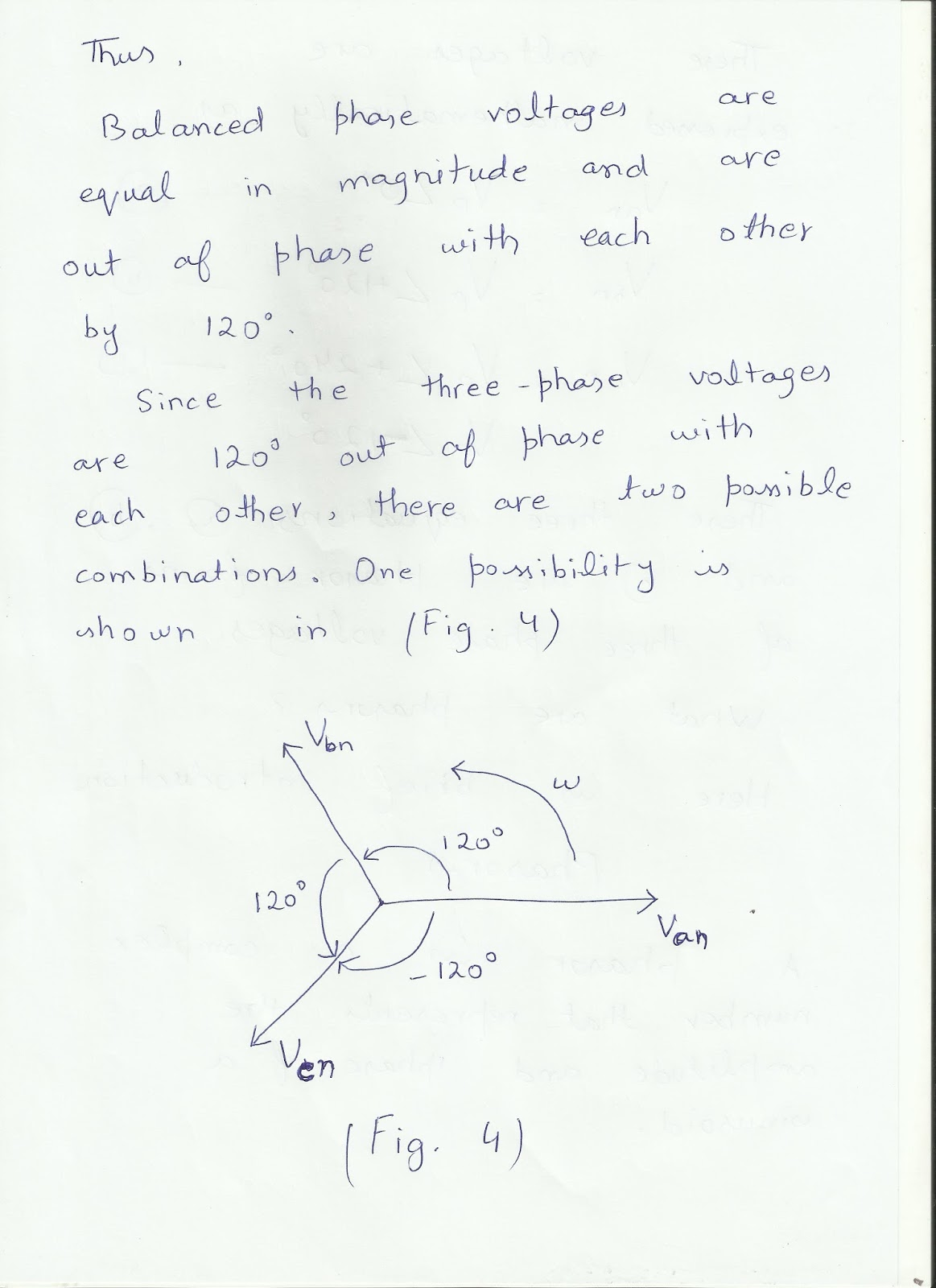 Three phase y connected voltage source science concepts in fig 5 y axis is imaginary axis buycottarizona Images