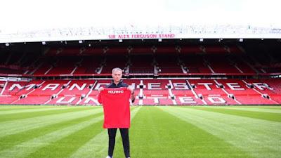 BANDAR RESMI SBOBET - Kehadiran Jose Mourinho Membawa Warna Baru Bagi Manchester United