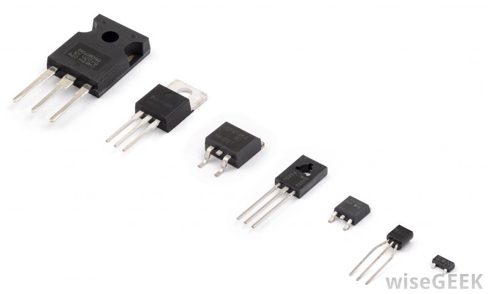 واحد كيلو غرام من Transistor يحتوي على من 1 الى 3 غرام معدن الذهب