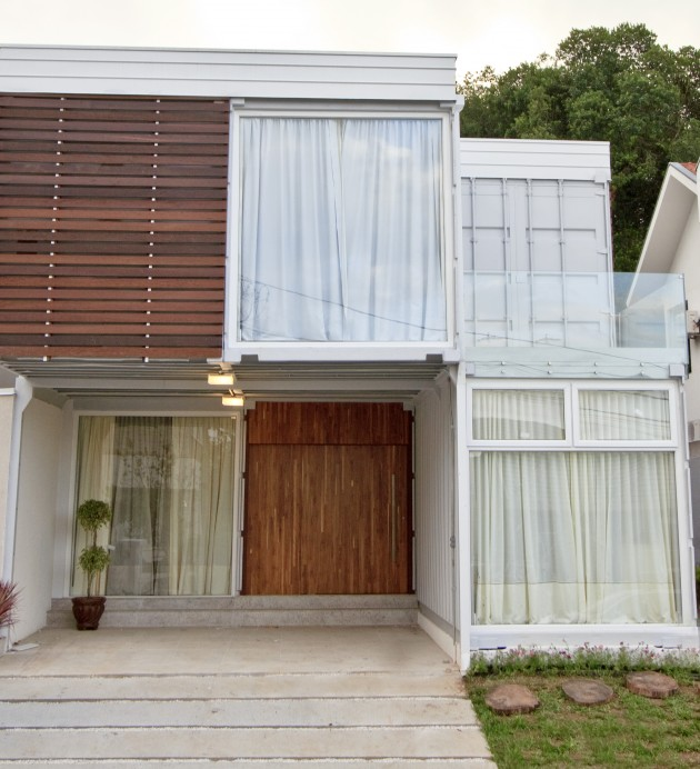 Shipping container homes 6x 40 ft shipping container home - 40ft shipping container home ...