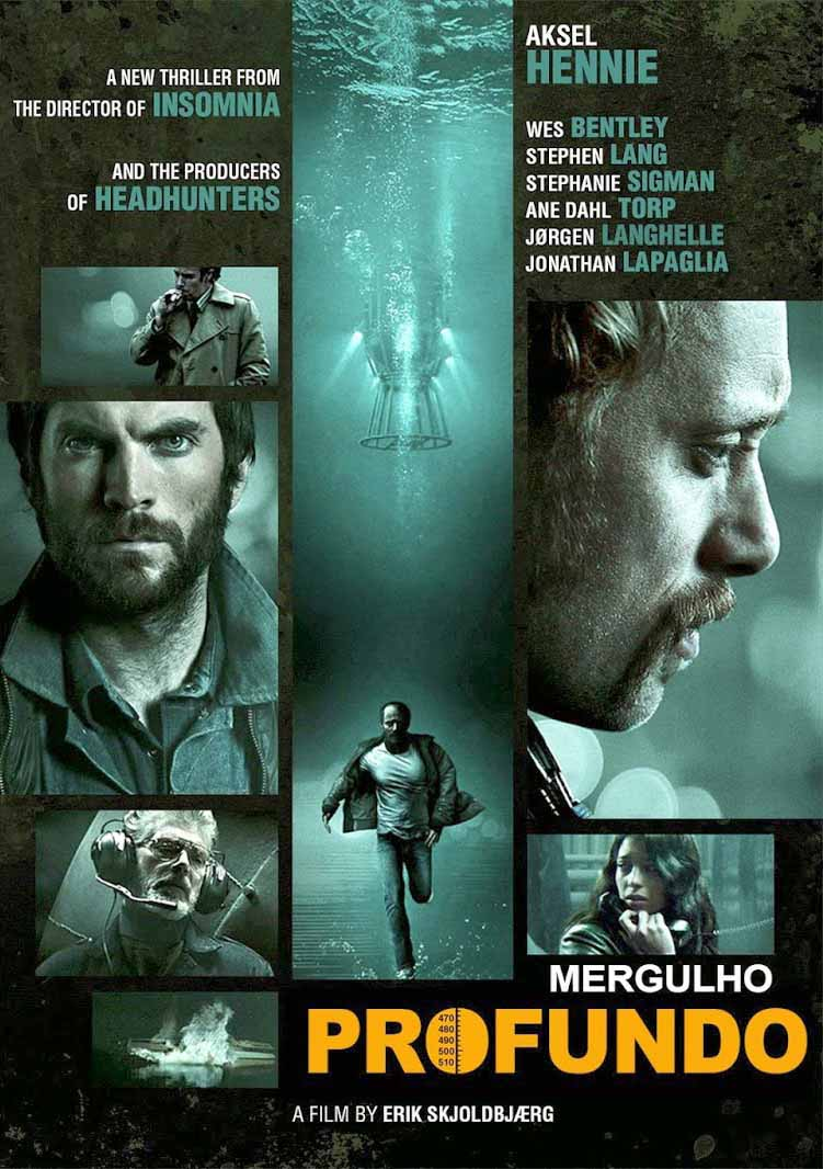 Mergulho Profundo Torrent – Blu-ray Rip 1080p Dublado (2014)