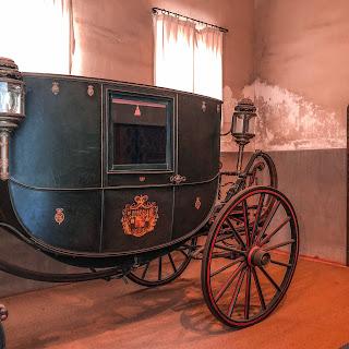 The New Blacck - Orléans - Blog - Chaumont sur Loire - Extérieur - carosse