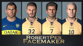 PES 2017 Facepack v1 by RobertPes Facemaker