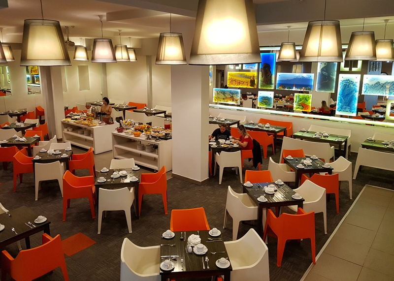 Hotel com melhor custo benefício da Providência - Santiago