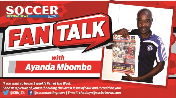 Fan Talk with Ayanda Mbombo