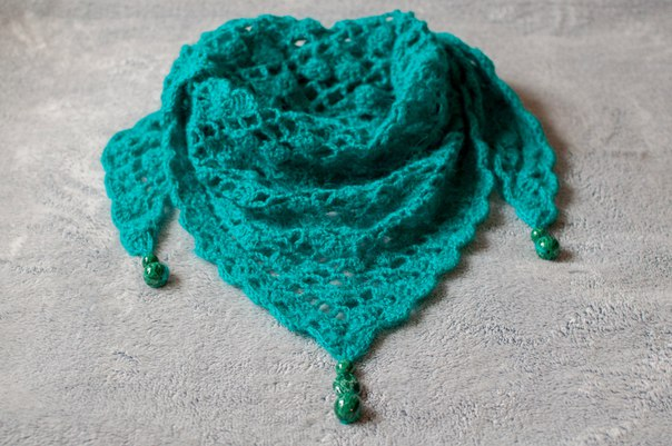 Beautiful scarf easy to make standard