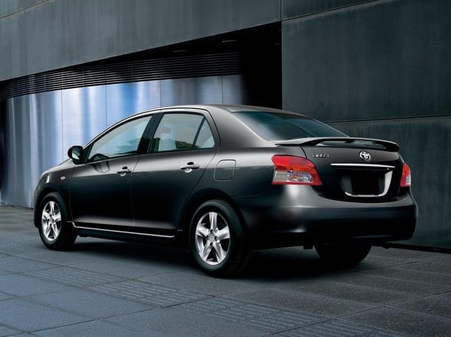 Auto Mobiles Toyota Belta Car