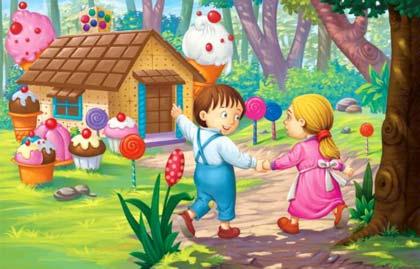 dongeng bahasa Inggris singkat Hansel and Gretel