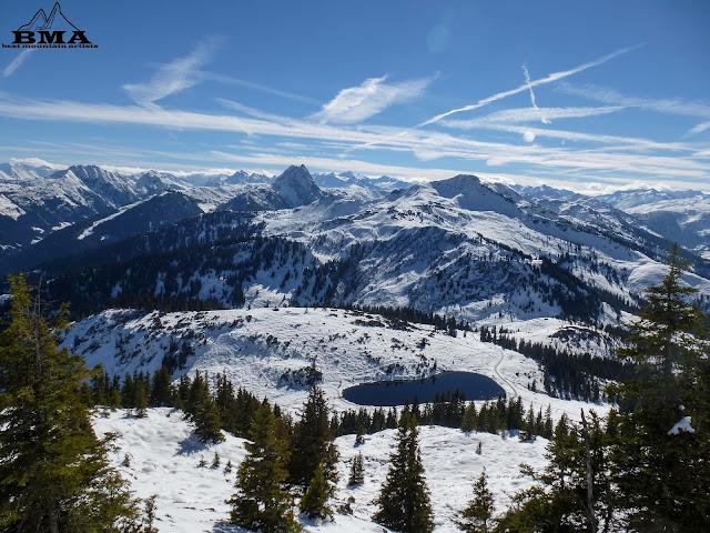 Rettenstein Großvenediger hohe Tauern - outdoor blog - wandern tirol Gampenkogel