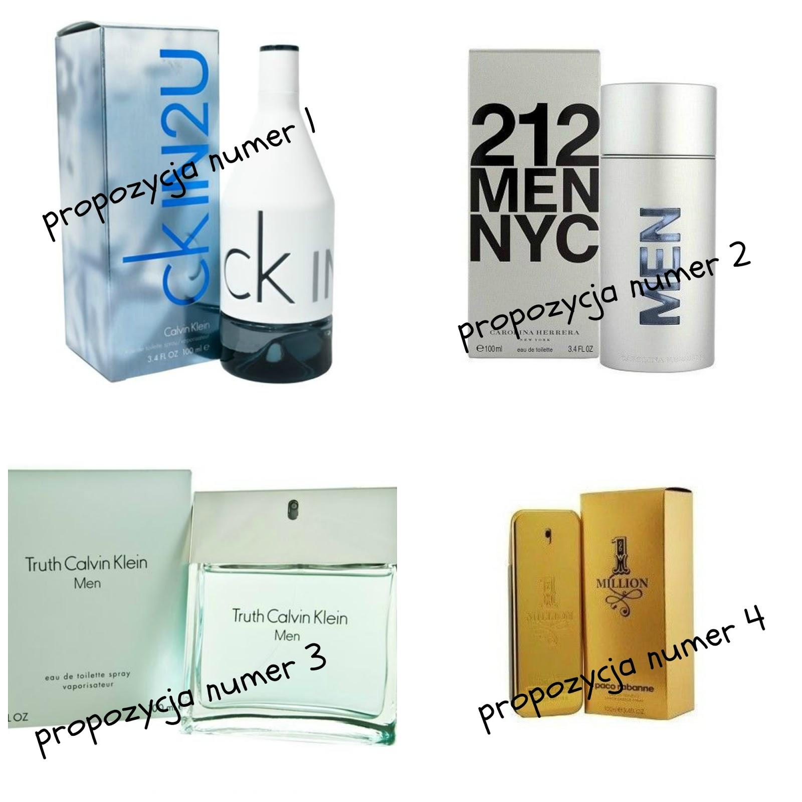 Zapachy dla mężczyzn jako jeden z najczęściej wybieranych prezentów świątecznych.
