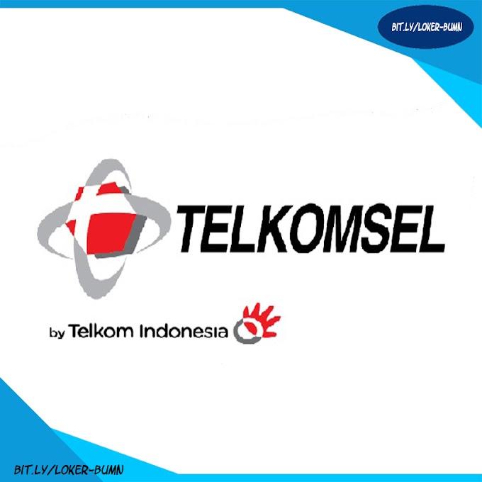 Rekrutmen Lowongan Kerja PT Telkomsel SMA/SMK s.d D3