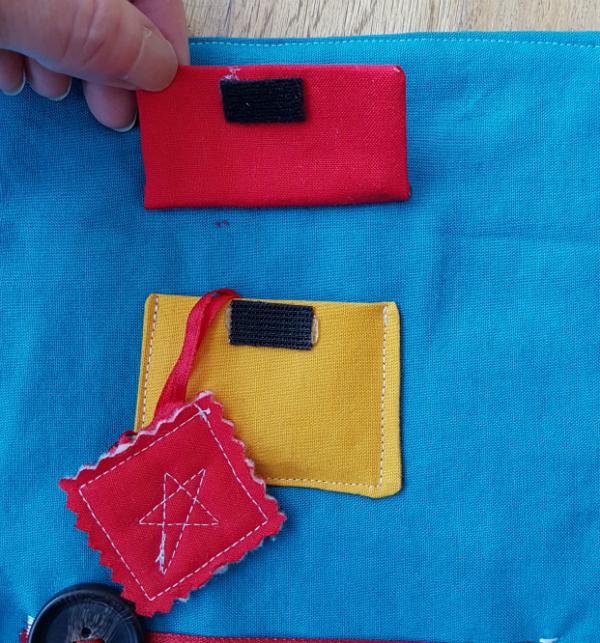 Fidget blankets | DevotedQuilter.blogspot.com