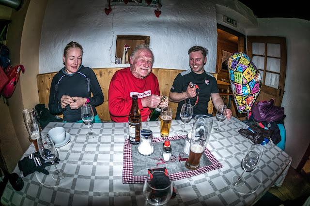 81 Geburtstag auf der Möslalm in Wörgl