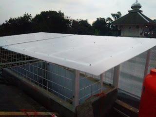 Teralis anti maling plus canopi jakarta barat