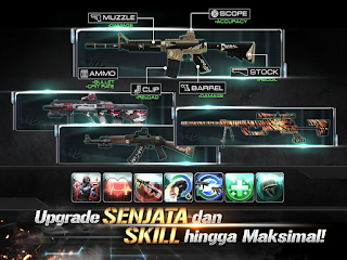 Download Point Blank Garena v1.2.0 Indonesia for Android Mobile Unlimited Ammo