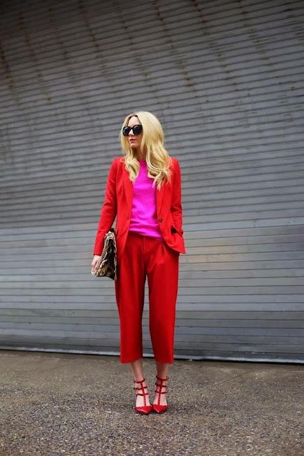 porady stylisty, modne trendy, trendy, mocne kolory, modne kolory, inspirujące kolory, miks kolorów, soczyste kolory, blog moda, stylizacje, jak nosić, jak łączyć kolory,