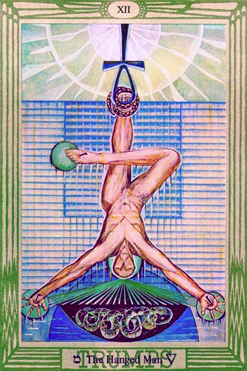 Magick of the Solstice: The Hanged Man XII