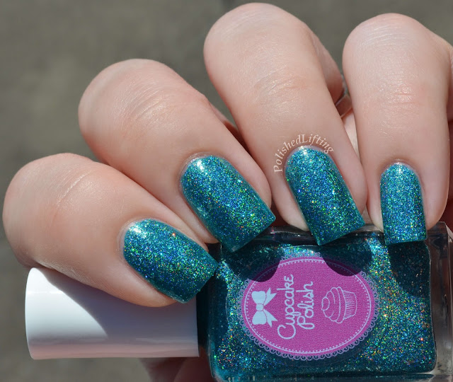 Cupcake Polish Bluebell Girls