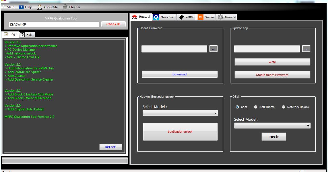 Qualcomm Premium Tool V2 4 Full Crack with Keygen 100