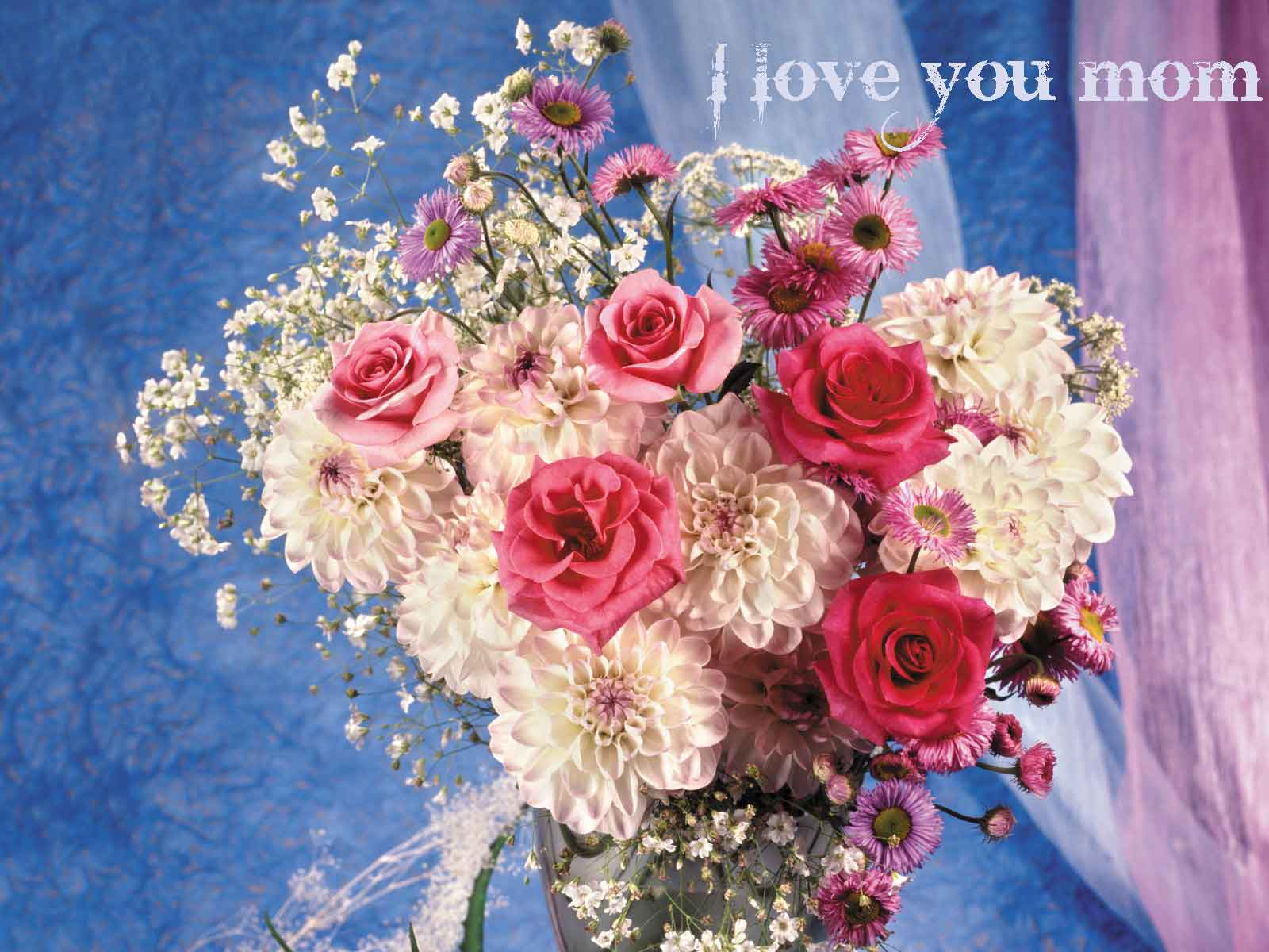 I Love You Mom Mothers Day Wallpapers