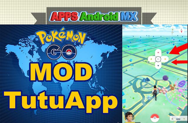 Pokemon GO Mod - TuTuApp (Captura cualquier Pokemon)